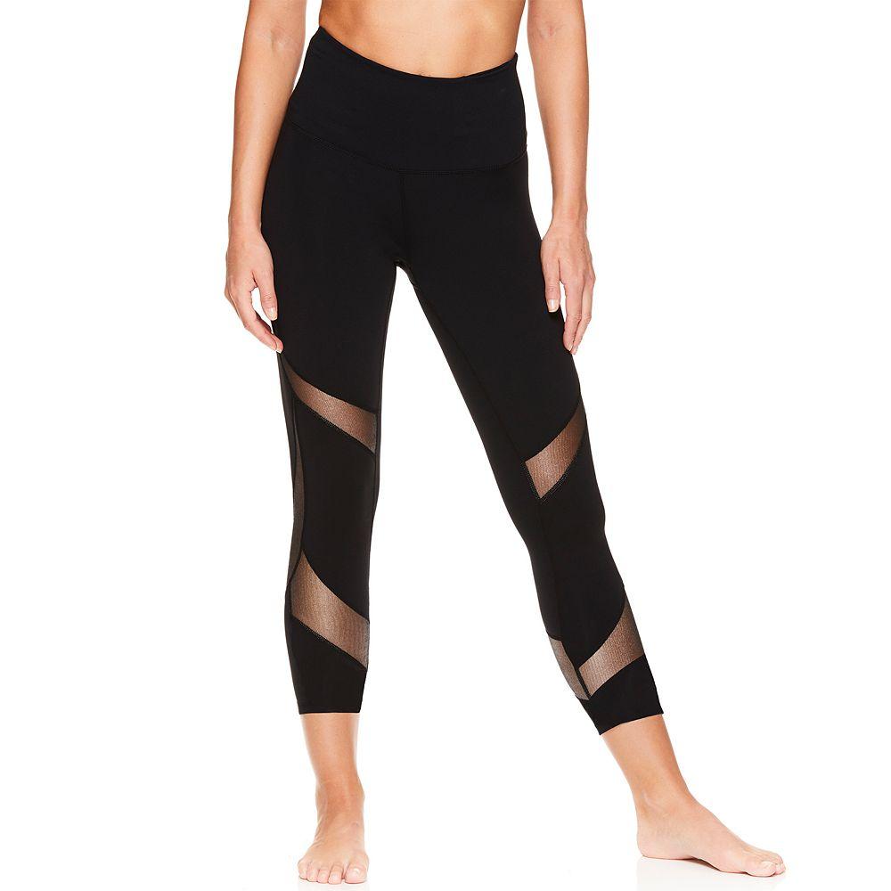 Women's Gaiam High-Waisted Capri Leggings