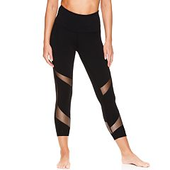 Women's Gaiam High-Waisted Capri Leggings