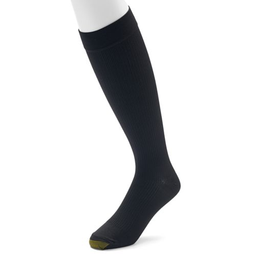Men's GOLDTOE Over-The-Calf Firm Compression Socks