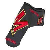 Team Effort Maryland Terrapins Blade Putter Cover