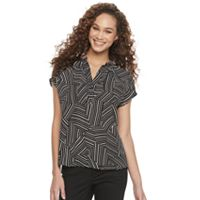 Women's Apt. 9® Crepe Blouse