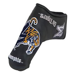 Team Effort Memphis Tigers Blade Putter Cover