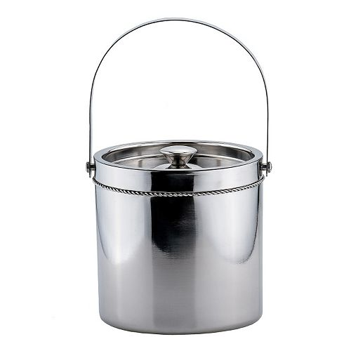 Old Dutch Stainless Steel Double-Wall Ice Bucket