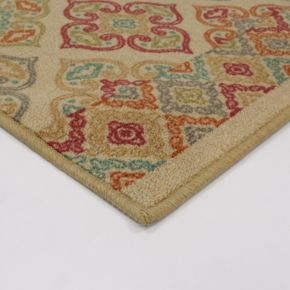 Mohawk® Home Mackenzie Fret Tile Rug