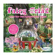 Fairy Triad Garden Set