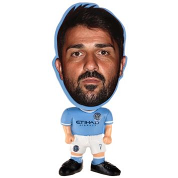 Forever Collectibles New York City FC David Villa Figurine