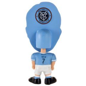 Forever Collectibles New York City FC David Villa Figurine