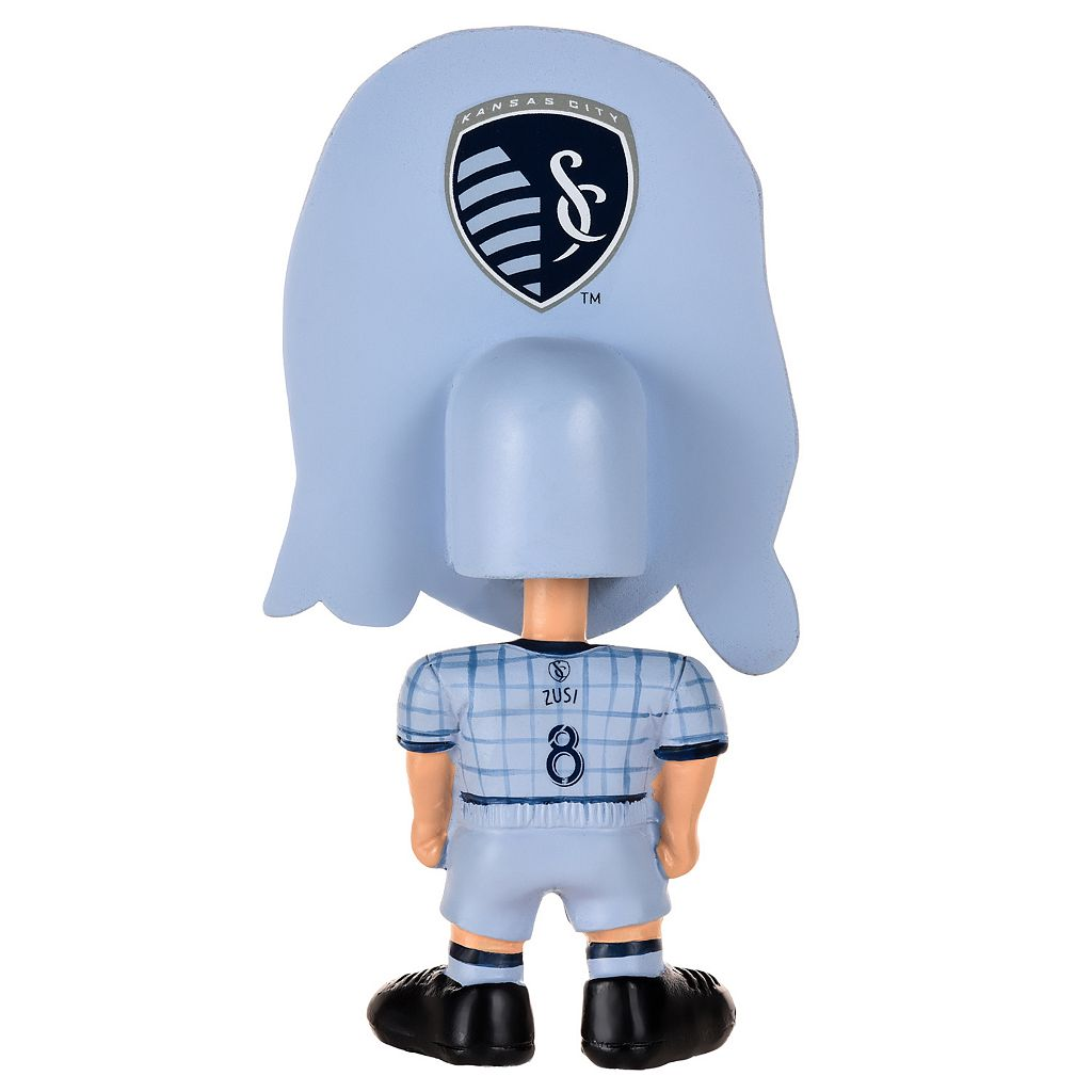 Forever Collectibles Sporting Kansas City Graham Zusi Figurine