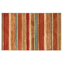 Mohawk® Home Mumbai Rainbow Striped Rug