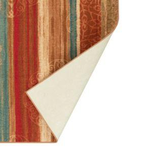 Mohawk® Home Mumbai Rainbow Striped Rug