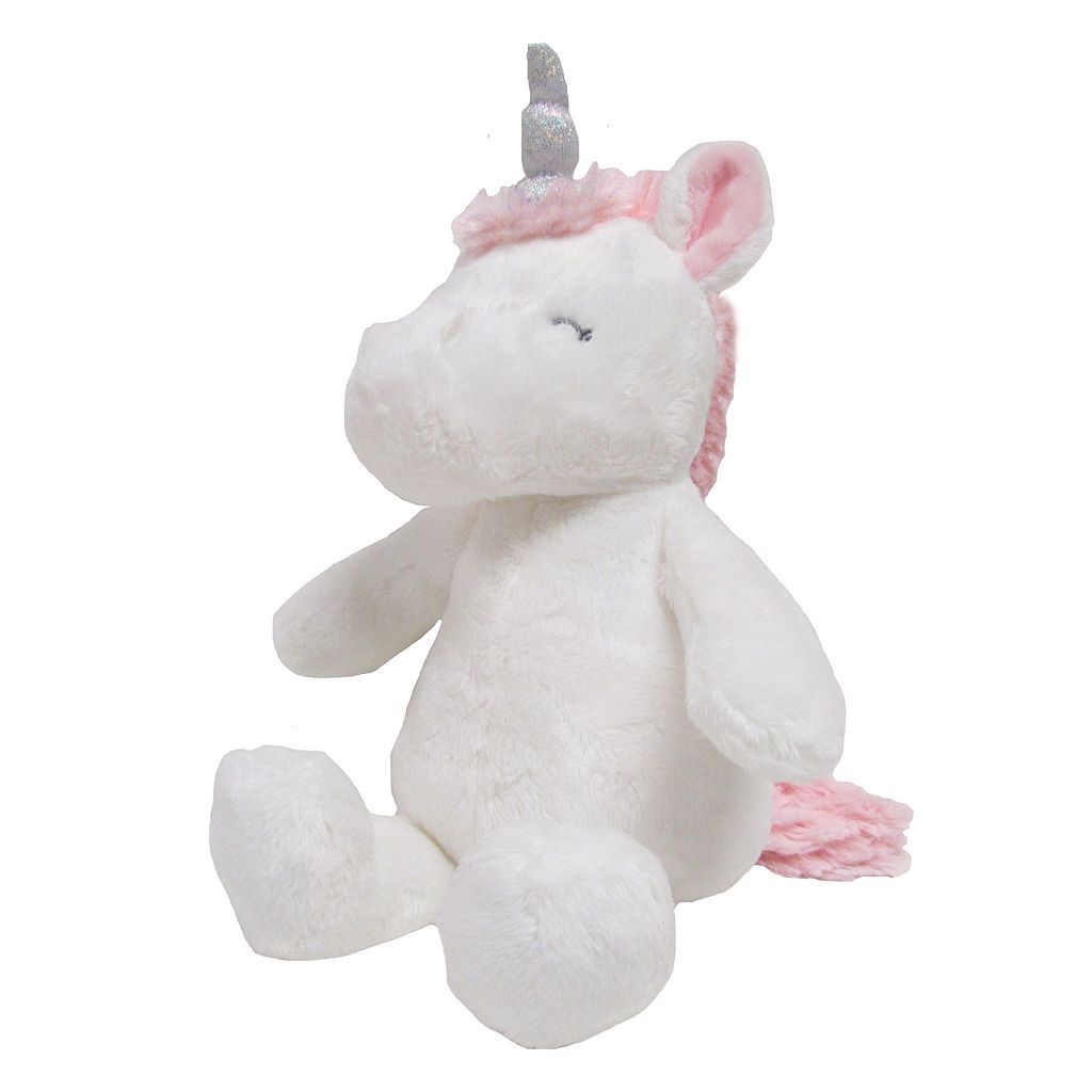 Baby Carter's Unicorn Waggy Plush Toy