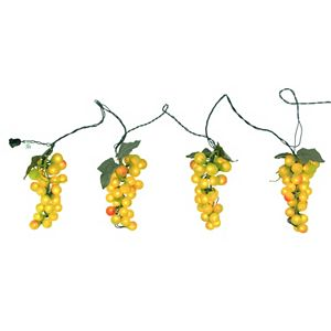 northlight tuscan winery grape novelty christmas lights sale