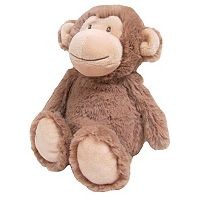 Baby Carter's Monkey Waggy Plush Toy