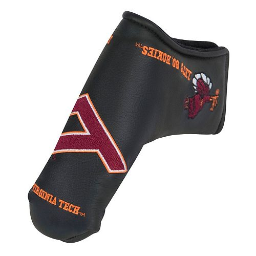 Team Effort Virginia Tech Hokies Blade Putter Cover