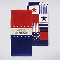 Celebrate Americana Together Celebrate America Kitchen Towel 2-pk.