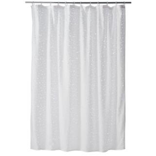 Home Classics® Glance Fabric Shower Curtain