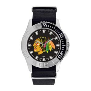 Men's Game Time Chicago Blackhawks Starter Watch