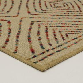 Mohawk® Home Penny Square Dance Geometric Rug