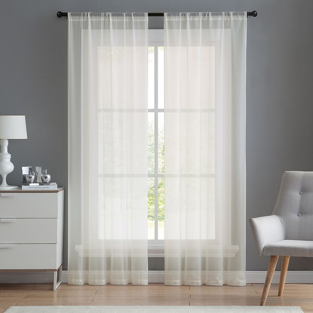 VCNY Weston 4-pack Curtains