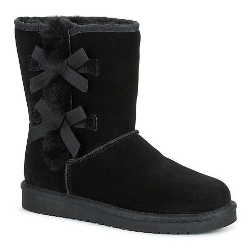 ac95e6ae9d9 Koolaburra by UGG Victoria Short Women's Winter Boots
