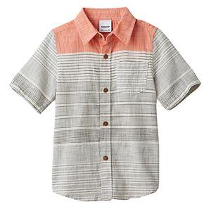 Boys 4-7x SONOMA Goods for Life™ Woven Shirt