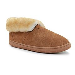 LAMO Men's Shearling Bootie Slippers
