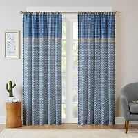 Intelligent Design Weston Printed Curtain