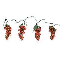 Northlight Tuscan Winery Purple Grape Novelty Christmas Lights