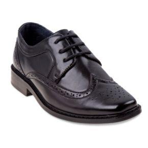 Joseph Allen Boys' Wingtip Dress Shoes