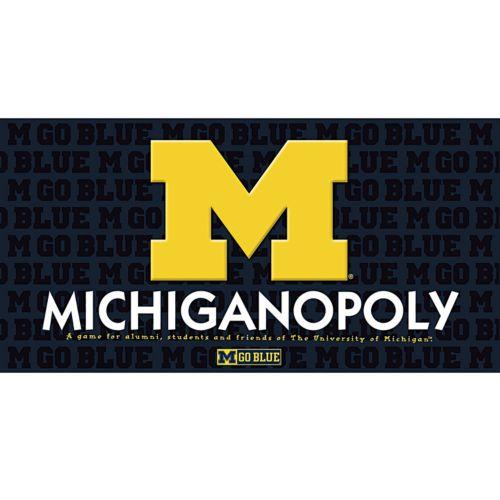 Michiganopoly Board Game
