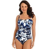 Women's Great Lengths Body Sculptor Floral One-Piece Swimsuit