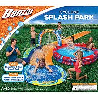 Banzai Cyclone Splash Pool