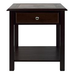 Casual Home Nassau End Table