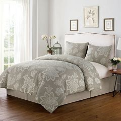 VCNY 4 pc Ramona Comforter Set