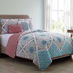 VCNY Windsor Quilt Set