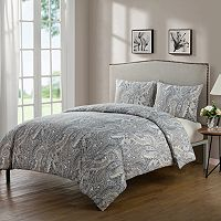 VCNY 3 pc Palila Duvet Cover Set