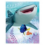 Disney's Finding Dory Three Friends Canvas Wall Art