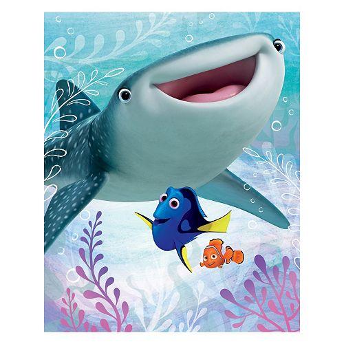 Disney's Finding Dory Three Friends Canvas Wall Art