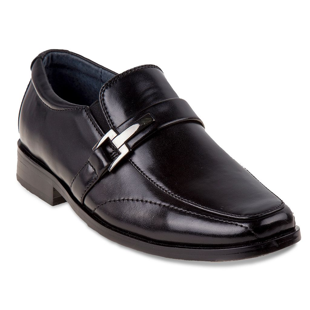 Joseph Allen Toddler Boys' Slip-On Dress Shoes
