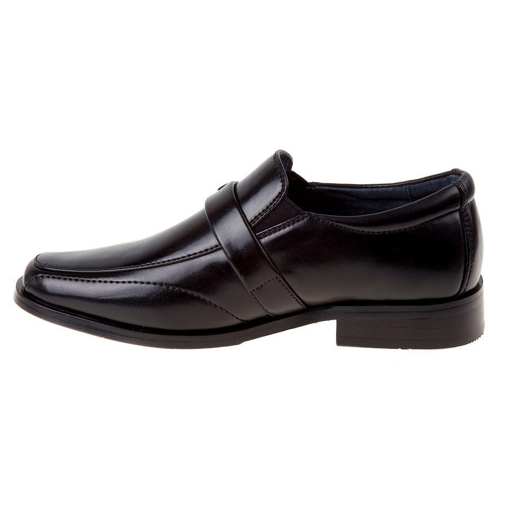 Joseph Allen Boys' Slip-On Dress Shoes