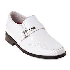 Joseph Allen Boys' Slip-On Dress Shoes