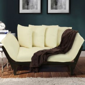 Casual Home Ivory Futon