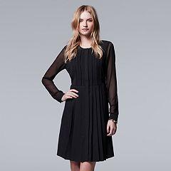 Womens Career Long Sleeve Dresses Clothing  Kohl&39s
