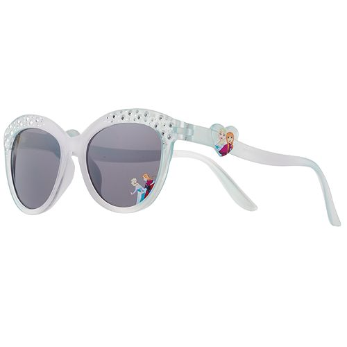 Disney's Frozen Anna & Elsa Girls 4-6x Cat-Eye Sunglasses