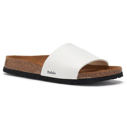 463d6e091 Betula by Birkenstock Reggae Women s Slide Sandals
