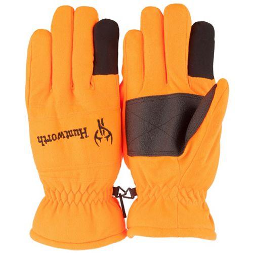 Men's Huntworth Blaze Orange Thinsulate Hunting Gloves