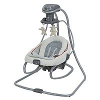 Graco DuetSoothe Swing & Rocker