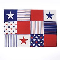 Celebrate Americana Together Patchwork Placemat