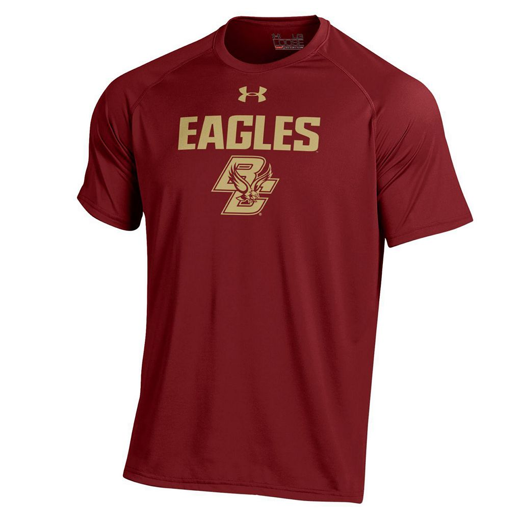 Men's Under Armour Boston College Eagles Tech Tee
