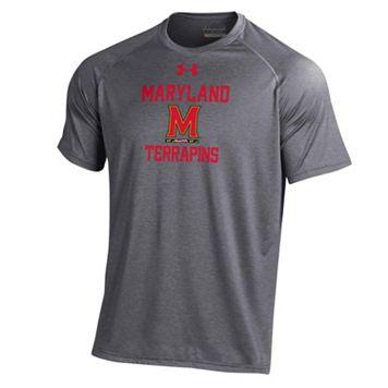 Men's Under Armour Maryland Terrapins Tech Tee